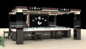 Jewelry Showcase, Jewelry Display Kiosk, Shopfront Display pictures & photos