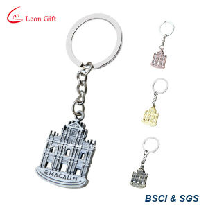 Metal Soft Enamel Key Chain Custom pictures & photos