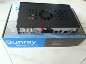Sunray4 800 Sr4 New Product Triple Tuner