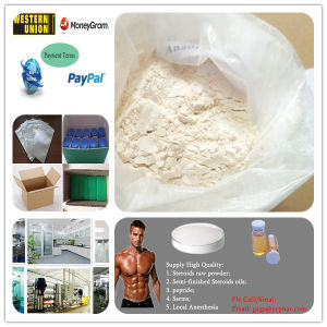 White Crystalline Powder Methenolone Enanthate Primo Enanthate pictures & photos