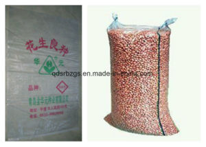 China Made Transparent PP Woven Seed Bag with New Material pictures & photos