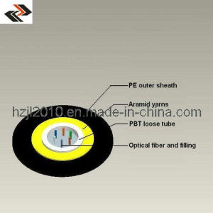 Fiber Optical Cable/Fiber Optic Cable (GYXTY with Aramid Yarns) pictures & photos