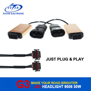 2016 Super Bright Car LED Headlight H1 H3 H7 H11 9005 9006 H4 H13 9004 9007 12 Months Warranty Fast shipment pictures & photos