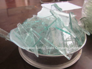Be Washed Transparent Float Glass Cullets pictures & photos