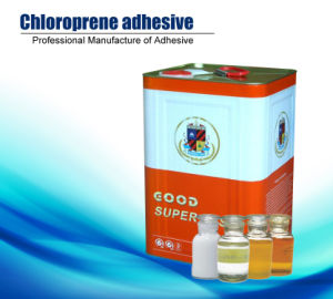 Cr Type Synthetic Chloroprene Rubber Adhesive for Decoration (HN-991) pictures & photos