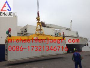 Fully Automatic Hydraulic Telescopic Spreader Beams Lift Spreader Container Spreader pictures & photos