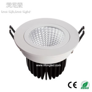 New Design Aluminum High Power Recessed Dimmable LED Downlight COB LED pictures & photos