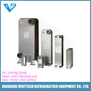 Sanitary Stainless Steel Plate Heat Exchanger NBR or EPDM pictures & photos