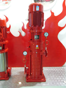 XBD Series Single-Stage Single-Suction Fire-Fighting Pump pictures & photos
