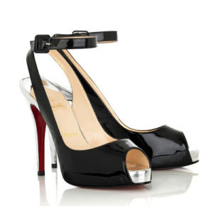 Dress Shoes Leather Women Pencil High Heel Shoes for Ladies pictures & photos