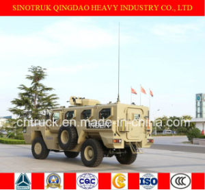 Tiger 4X4 Wheeled Armored Personnel Carrier Truck pictures & photos