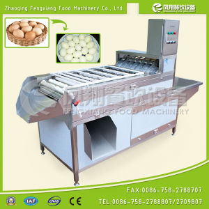 (FT-200) Automatic Hen Egg Sheller Egg Sheller, Egg Shell Removing Machine pictures & photos