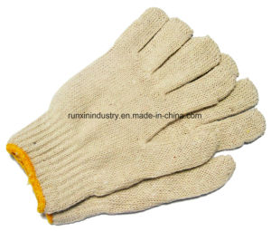 Cotton Working Gloves 2010n pictures & photos