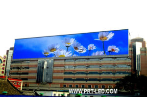 Cheap Cost Outdoor LED Sign for Giant Screen Advertising (P8, P10) pictures & photos