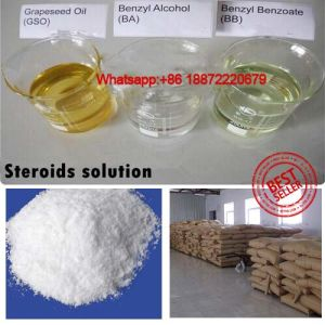 Factory Direct Sale Steroids Solvent Grape Seed Oil Gso pictures & photos