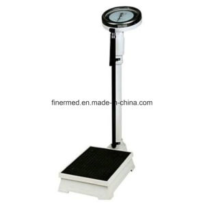 Medical Dial Mechanical Height Weight Weighing Scale pictures & photos