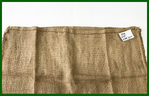 Natural Jute Burlap Coffee Bag for 100kg Packing pictures & photos