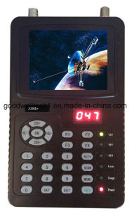 "New Design Handheld 3.5"" Full HD Digital Satellite Finder Support CCTV Camera Testing pictures & photos"