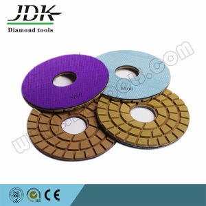Diamond Floor Polishing Pad Diamond Inserted Grinding Pads pictures & photos