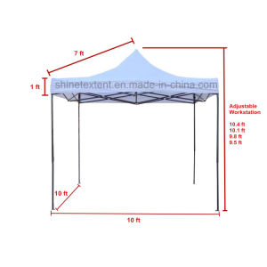 White PVC Activities Inflatable Tent Folding Marquee pictures & photos