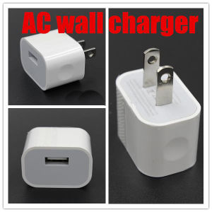 Universal Us/Au/EU 5V1000mAh/1500mAh USB Wall Charger Adapter for iPhone 5/6/6s pictures & photos