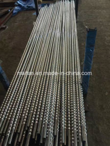 High Quality Tp316L U Stainless Steel Corrugated Tubes pictures & photos