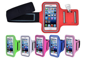 Water Resistant Sports Armband with Key Holder for iPhone 6, 6s (4.7-Inch) , for Galaxy S3/S4, for iPhone Se, 5/5c/5s pictures & photos