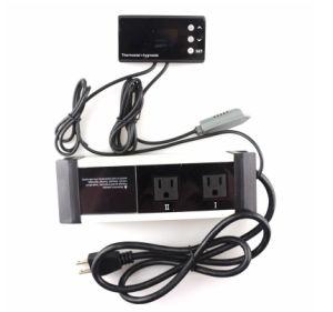Reptile Digital Sensor Temperature Humidity Controller for Reptile Breeding pictures & photos