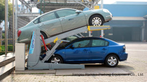 Hydraulic Parking System for Family pictures & photos