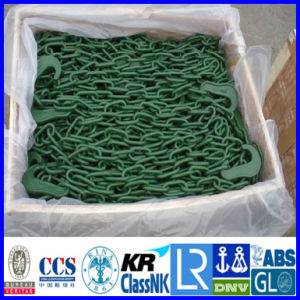 11mm Alloy Steel Lashing Chain with C Hooks pictures & photos