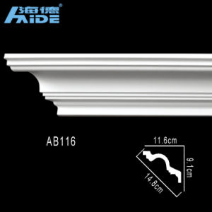 PU Cornices Moulding Crown Moulding pictures & photos