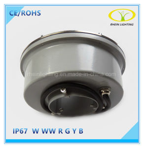 Hot Sales 9W IP67 LED Fountain Light with Stainless Steel Lamp Body pictures & photos