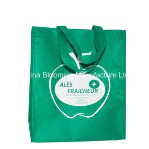 Cheap Shopping Tote Foldable Reusable Non Woven Bag for Supermarket pictures & photos