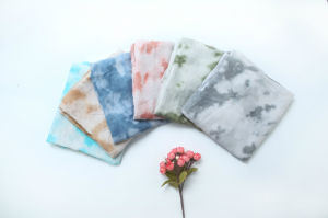 Colorful Elegant Tie Dyed Muslim Hijab pictures & photos