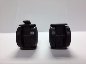 2 Inch Furniture Nylon Stem Caster with Brake pictures & photos