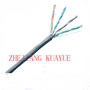 Utpcat5e Network Cable/24AWG Cable/Computer/Hanli Cable pictures & photos