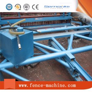 5-14mm Crimped Wire Mesh Weaving Machine pictures & photos