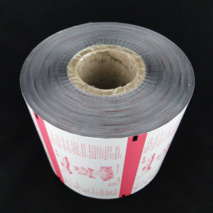 Customized Plastic Film Roll for Packaging Bag pictures & photos