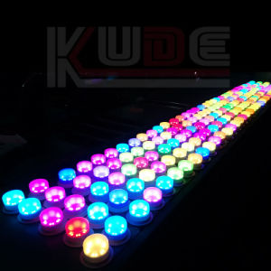 LED RGB Light Base with Rechargeable Battery and with Remote Control pictures & photos