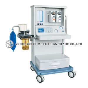 Jinling-01b with 1 Vaporizer Multifunctional Anesthesia Machine pictures & photos