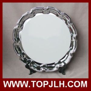 8 Inch Home Decoration Sublimation Aluminum Plate Photo Plate pictures & photos