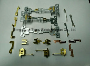 Stamping Product Metal Part for Middle and Low Voltage Appliances pictures & photos
