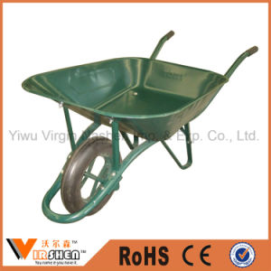 Construction Wheel Barrow Platform Hand Truck Hand Trolley pictures & photos