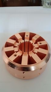 Machining Vacuum Device Parts 2 pictures & photos