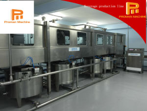 Full Automatic 5 Gallon Water Production Line pictures & photos