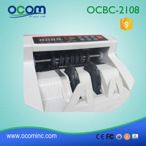 Ocbc-2108 UV+Mg Money Currency Banknote Counter and Decetor pictures & photos