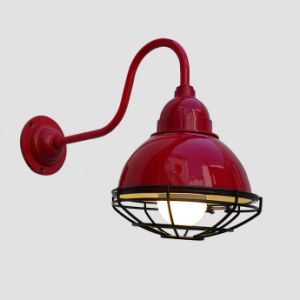 Red Retro Creative Lamp for Bar