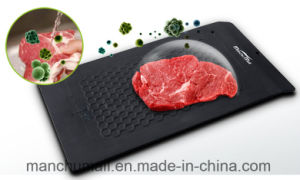 Hot Selling Kitchen Gadget Quickly Thawing Plate pictures & photos