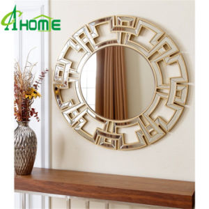 2016 Hotsale Fancy Round Wall Mirror for Home Decor pictures & photos