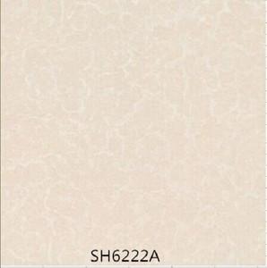 Sh6222A 600X600mm Soluable Salt Series Nano Polished Porcelain Floor Tile pictures & photos